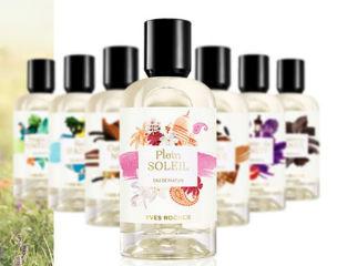 Promotions sur les 6 nouveaux parfums d'Yves Rocher en septembre 2019