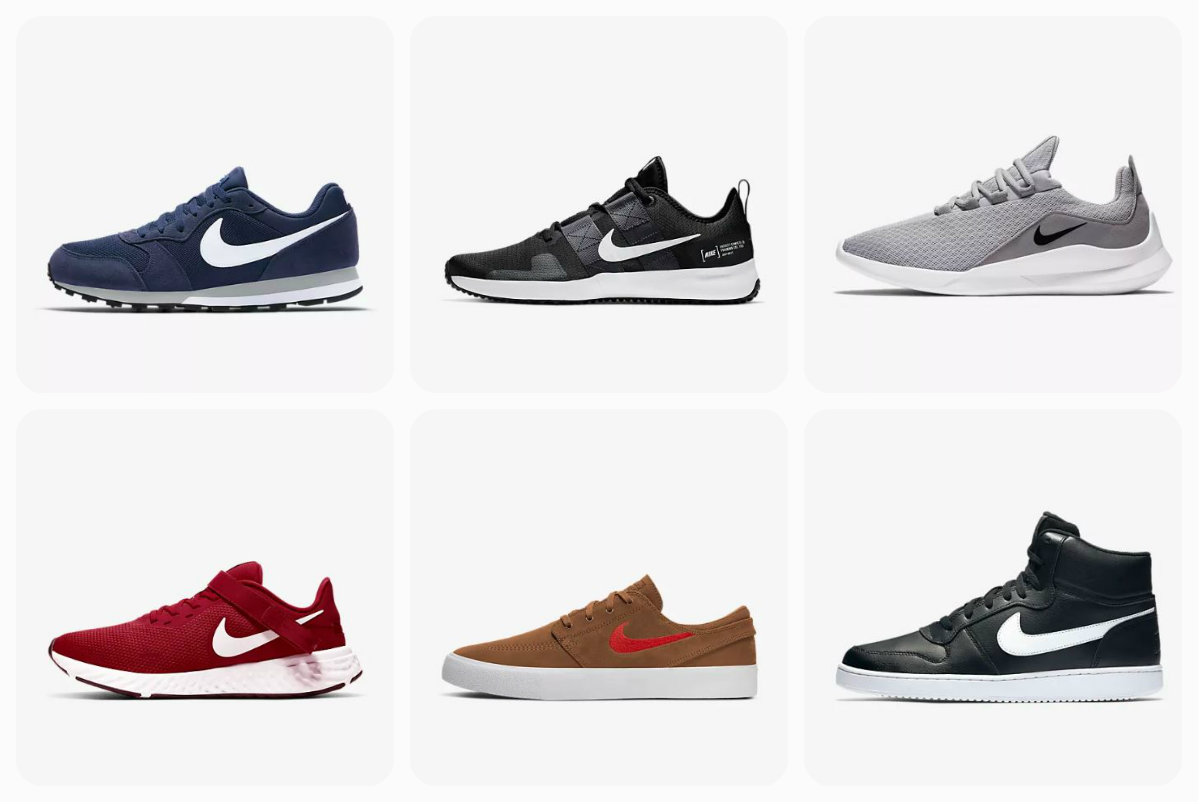 incredible prices new concept low cost ᐅ TOP 10 des Codes Promo Nike aujourd'hui   NOEL 2019